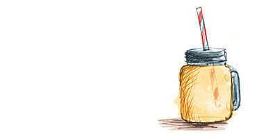 Colas, lemonades & fruit juices
