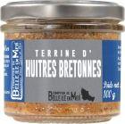 Terrine d'huîtres bretonnes de Carantec