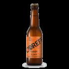 Bière ambrée 33cl Coreff