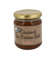 Crème de caramel au beurre salé 220g