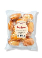 Bag of shell shape madeleines individually wrapped