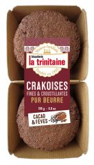 Crakoises Cacao & Fèves