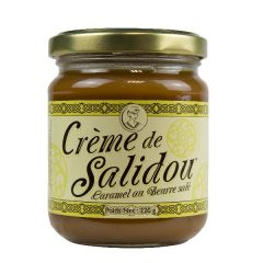 Crème de salidou pot 220g