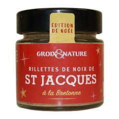 Rillettes noix de St Jacques R&Or