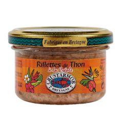 Rillettes de thon à la créole
