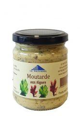 Moutarde aux trois algues 200g