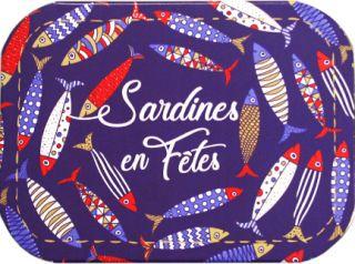 Sardines en fêtes à l'huile d'arachide