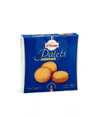 "Thick butter Biscuits, ""Blue White Red"" range"