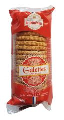 Roll of thin butter biscuits