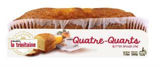 Quatre-quarts au beurre