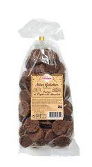 Mini galettes pur beurre au cacao et aux pépites de chocolat