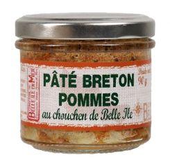 Pâté breton aux pommes et chouchen de Belle-île