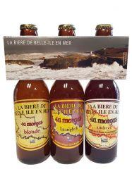Trio de bières la Morgat