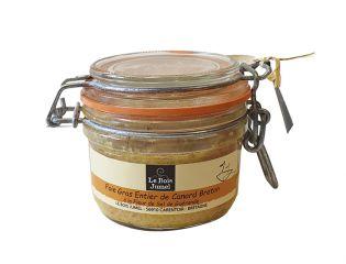 Foie gras de canard d'Armorique