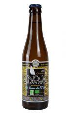 Bière Eden Blanche 33cl