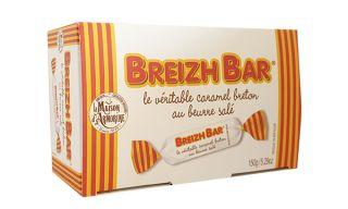 Boîte Caramel Breizh Bar 150g