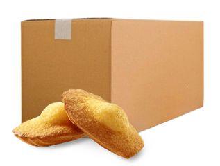 Carton Madeleines Bretonnes Individuelles Pur Beurre 2.5kg