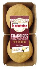 Crakoises à la Vanille