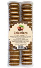 Galettines saveur noisettes