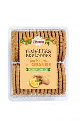 Galettes Bretonnes Pur Beurre à l'orange