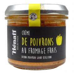 Crème Poivrons Fromage Frais Hénaff