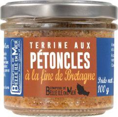 Terrine de Pétoncle à la fine de Bretagne