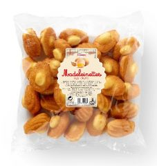Bag of mini madeleines