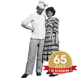 Les 65 ans de la Trinitaine